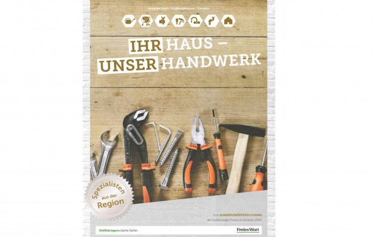 IHR HAUS - UNSER HANDWERK